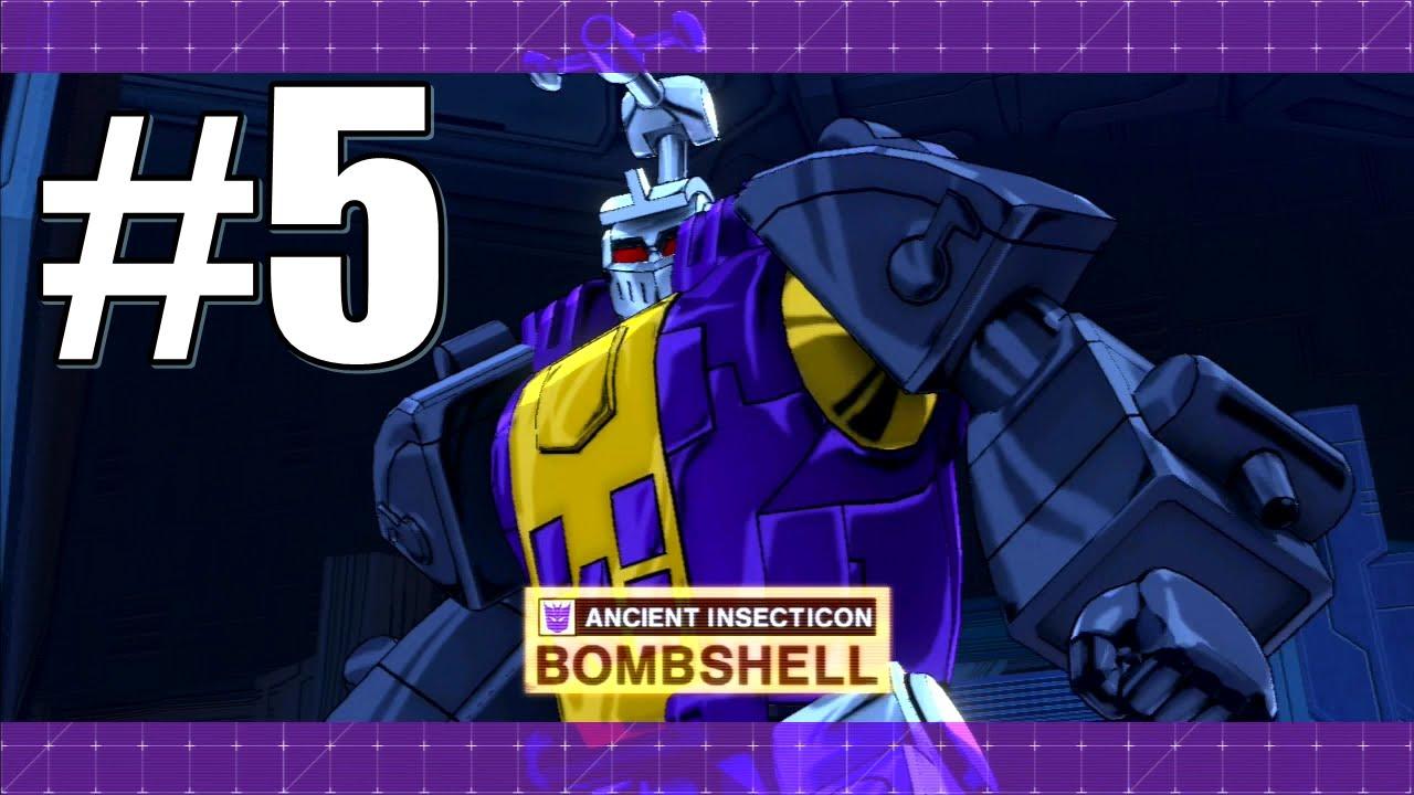 transformers devastation story mode walkthrough part 5 ch2 the
