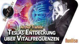 Teslas Entdeckung über Vitalfrequenzen - Arthur Tränkle bei SteinZeit