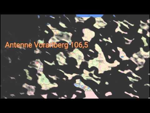 Antenne Vorarlberg, Pfänder AT in Heidenheim an der Brenz