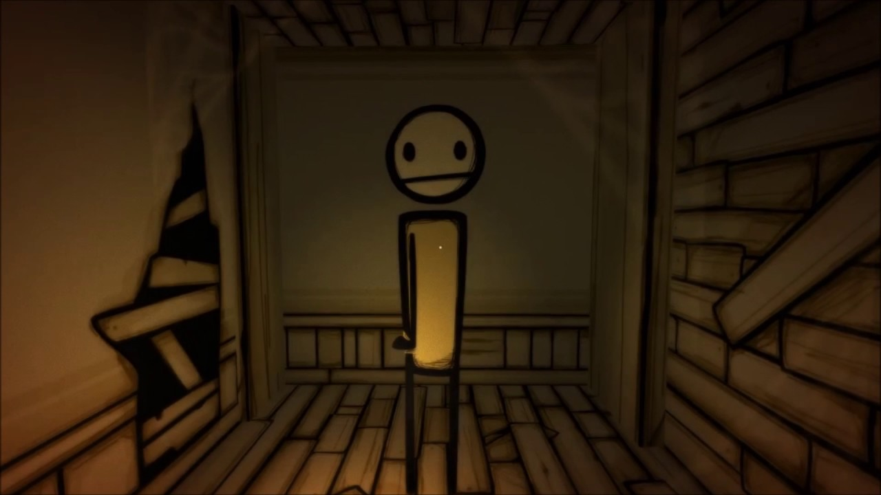 Bendy And The Ink Machine Secret Room