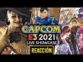 Mi REACCIÓN al EVENTO DE CAPCOM del E3 2021