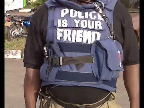 Killing at Will - Unlawful police killings in Nigeria