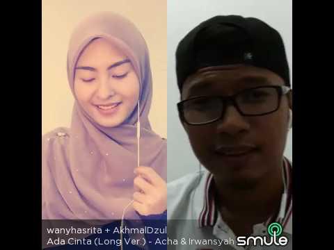 Ada Cinta - Acha & Irwansyah Cover Wany Hasrita ft Akhmal