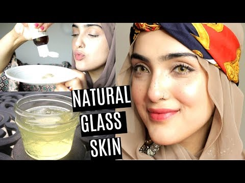 Get NATURAL GLASS SKIN (SECRET KOREAN GEL AT HOME) ~ Immy