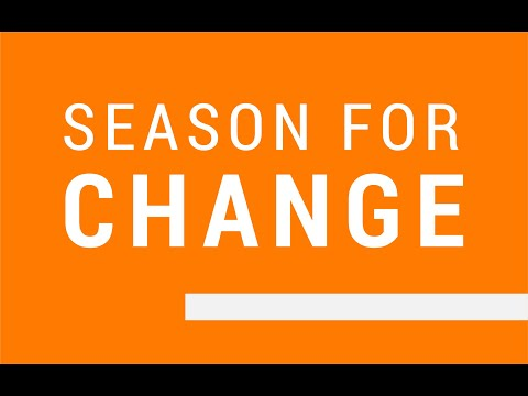 SEASON FOR CHANGE BUILDS UP TO COP26 (trailer)