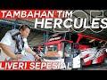 Po Haryanto Menambah Armada Hercules Dengan Liveri Terbaru nya - Haryanto Pekalongan