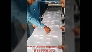 AUTOMATIC THERMOCOL PLATE,DONA,THALI MAKING MACHINE