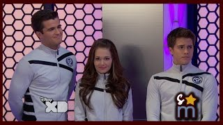 "LAB RATS 3x24 ""First Day of Bionic Academy"" EXCLUSIVE CLIP"