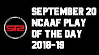 9/20/18 Free #NCAAF Picks Today Week 4 - College Football Picks Today ATS Tonight #Tulsa #Temple