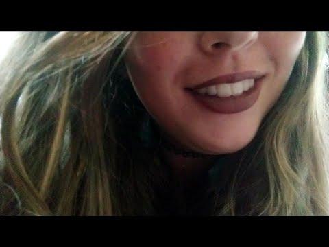 Lipstick Kisses ASMR Request