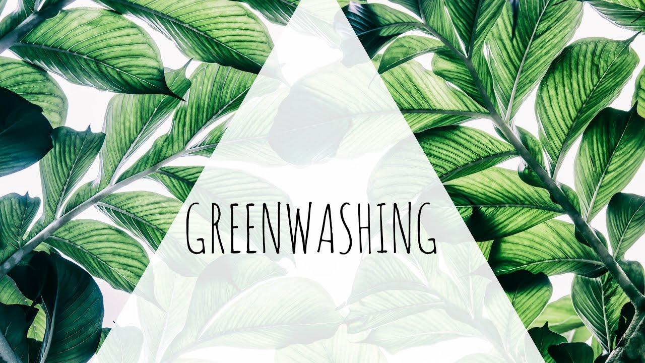 Αποτέλεσμα εικόνας για What Is Greenwashing?