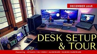 DeskSetup & Room Tour (India)