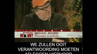 MICHAEL MOORE OVER OBAMA