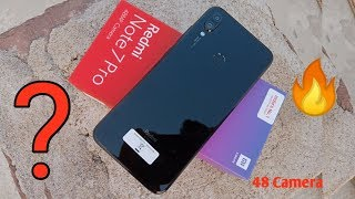 Redmi Note 7 Pro (4GB/64GB) Unboxing & Overview In Hindi