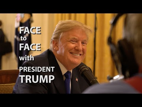 Face to Face with President Trump (Full Interview)  |  Rick & Bubba Show  |  Nov. 2, 2017
