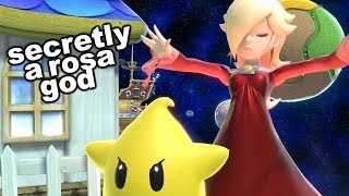 I accidentally got Rosalina & Luma into Elite Smash...