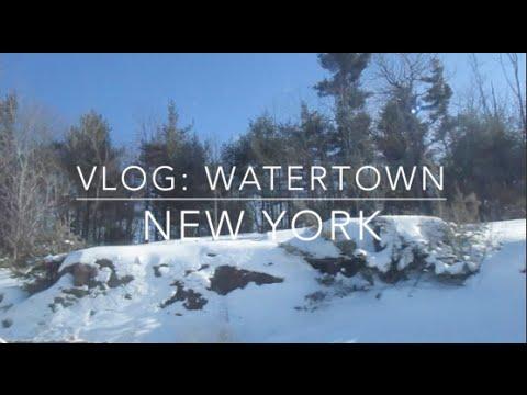VLOG: WATERTOWN NEW YORK