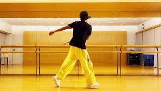 ヒップホップダンスの基本ステップ「ラコステ」やり方 簡単なので初心者におすすめ ラコステ 検索動画 11