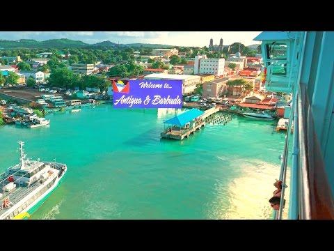 Timelapse Caribbean Antigua 2⃣0⃣1⃣7⃣ 4K Saint John's harbour. Zeitraffer Karibik Hafen St. John's.
