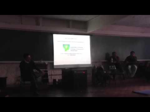 Projeto Desenrola- Palestra psicólogo e psicoterapeuta Leonardo Araujo.