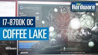 Coffee Lake OC-Test: i7-8700K dauerhaft auf über 5 GHz - der8auer zeigt es