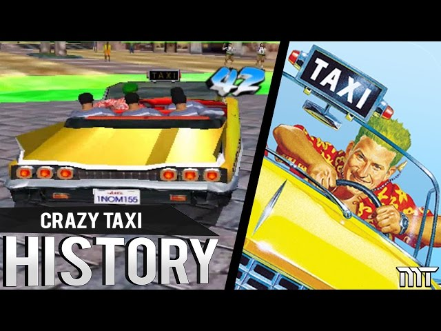 History of ►CRAZY TAXI◄ (2000-2017)