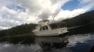 PNW June 2014 Mystic Dancer to Desolation Sound on a Fleming