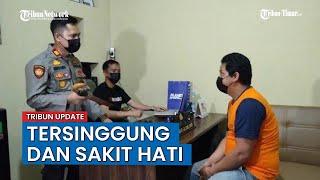 Pembacok Warga di Jalan AP Pettarani Makassar Ditangkap