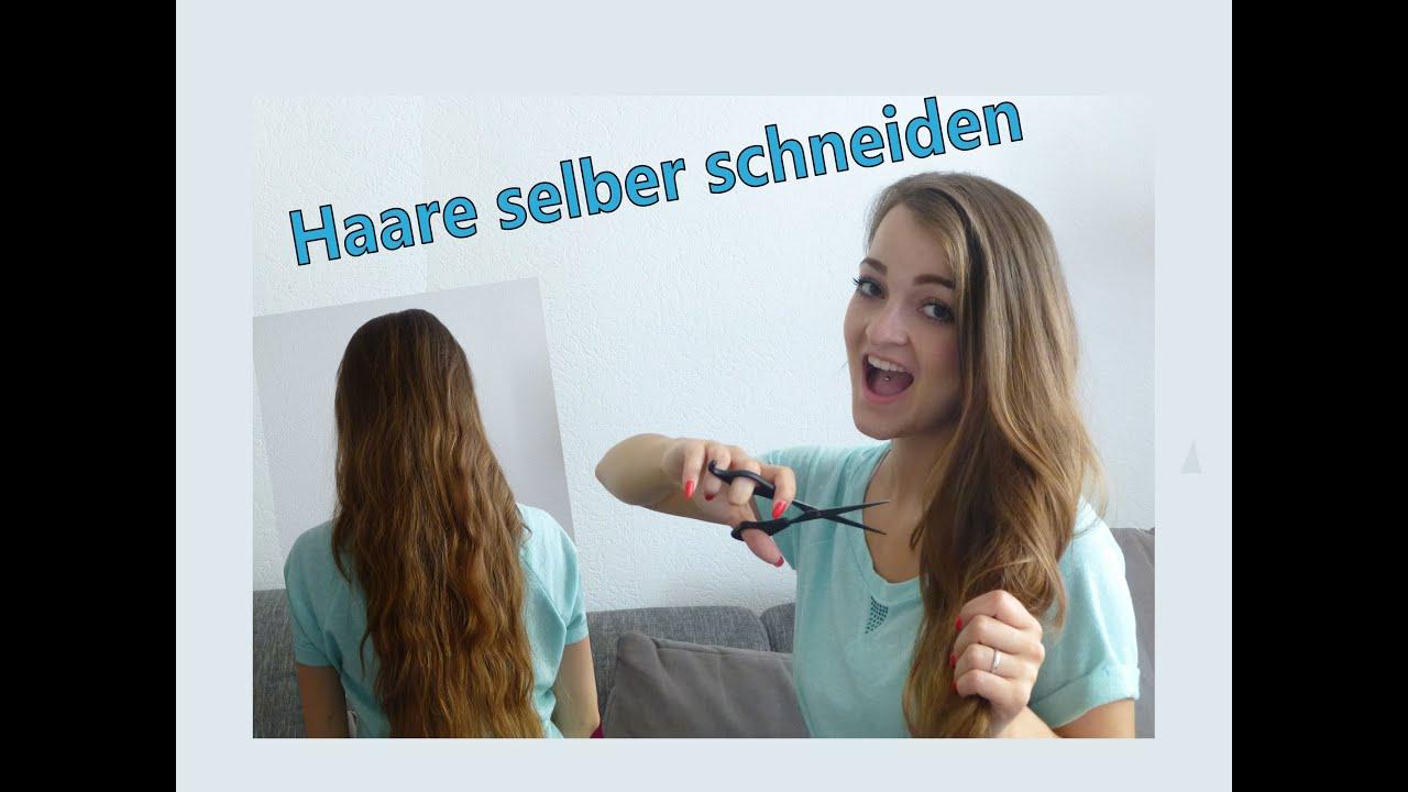 Haare Selber Schneiden YouTube