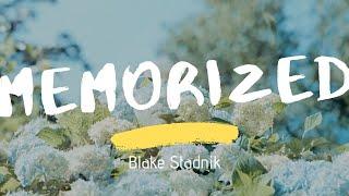 """Blake Stadnik - Memorized  (From """"This Is Us"""") (Lyrics)"""