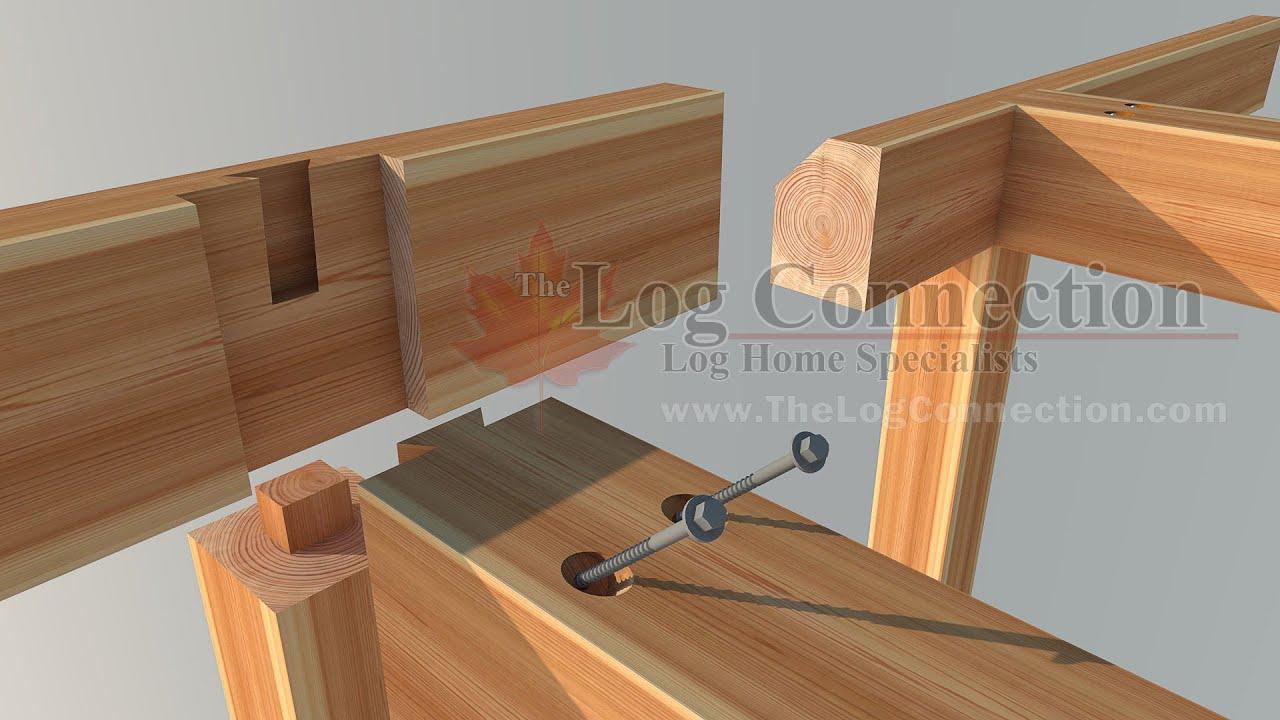 Timber frame connections frame design reviews for La mirage motor inn avenel nj
