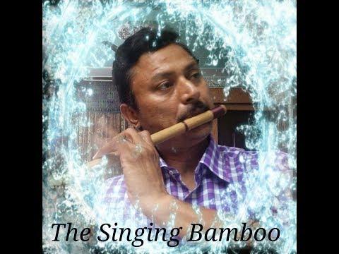 Husn Pahadon Ka Karaoke Flute Instrumental by ALOK KULSHRESHTHA