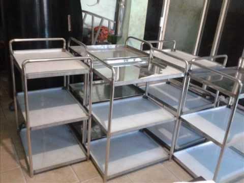 Jual Kitchen Set Stainless Steel Bekas