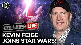 Kevin Feige Is Developing a Star Wars Movie! What's This Mean, If Anything? - Collider Live #227