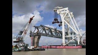 পদ্মা সেতুর ২৯৪টি পাইলের সবগুলোর কাজই শেষ হবে আজ | Padma Bridge Update | Somoy TV