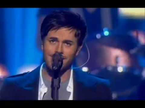 Enrique Iglesias&Tired of Being Sorry&  Royal Variety Performance 2007