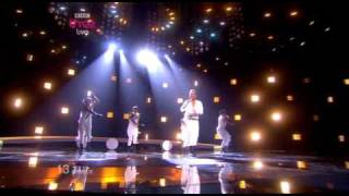 Download Giorgos Alkaios & Friends - OPA - Eurovision Semi Final 1 MP3 song and Music Video