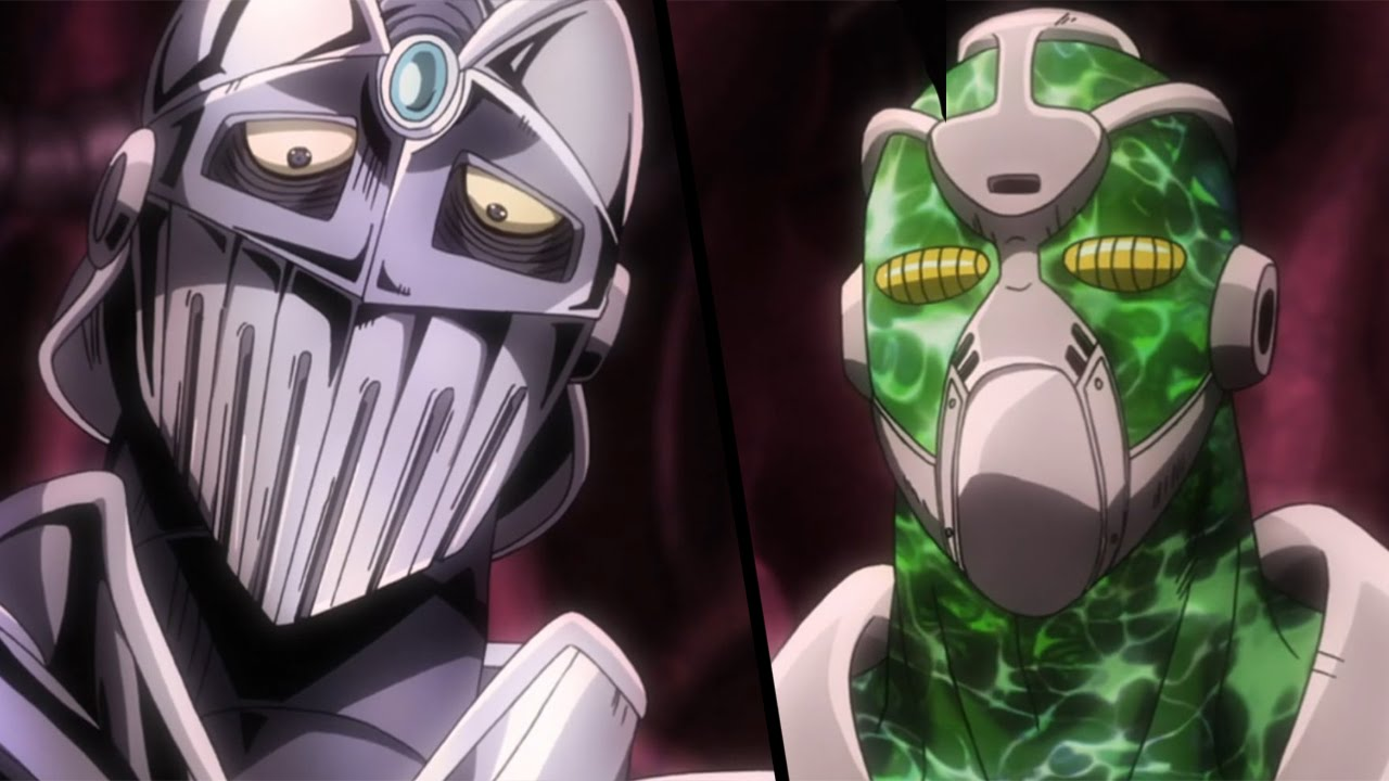 JoJo's Bizarre Adventure: Stardust Crusaders Episode 17 ジョジョの奇妙な冒険 Anime  Review