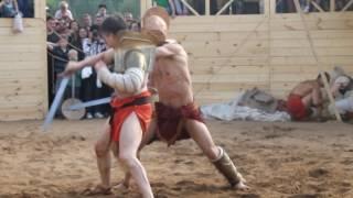 Гладиаторские бои (Времена и эпохи 2017)