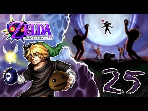 Let's Play Zelda Majora's Mask 3D [German][#25] - Maske Im Neuen Look!