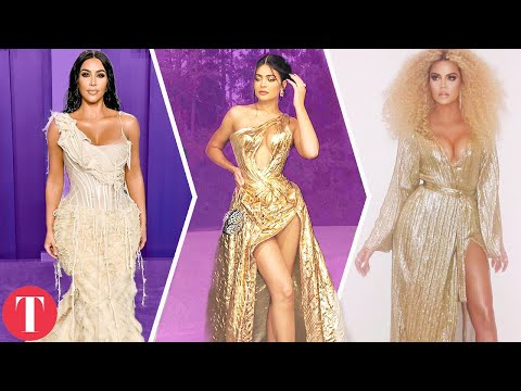 The 20 Most Iconic Kardashian-Jenner Outfits
