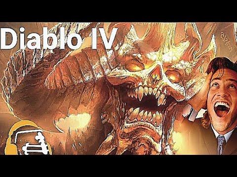 Diablo IV на PS 4 Трейлер. Ролик-обзор  от Blizzard.
