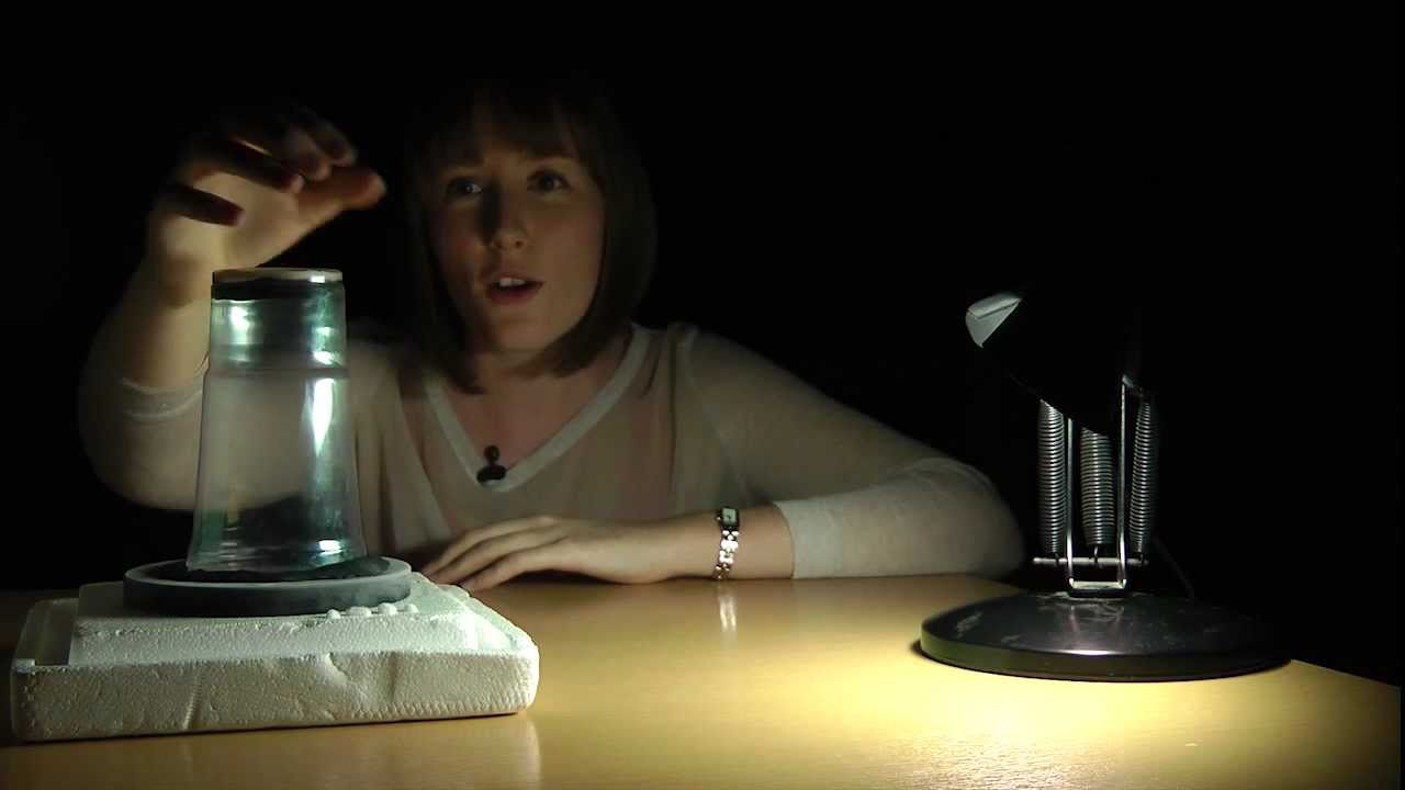 How To Make A Cloud Chamber At Home