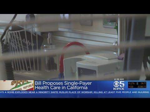 California Lawmaker Proposes Single-Payer Healthcare