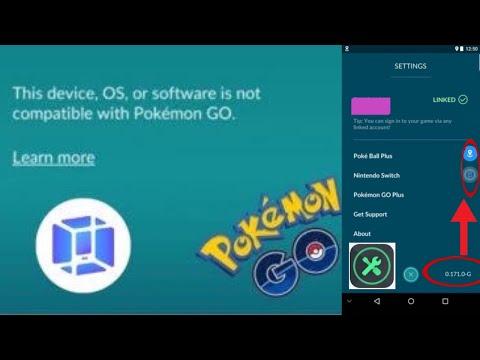 """POKEMON GO VFIN 1.0.4 UPDATE? SPOOFING ON VMOS NEWS """"100% Safe Pokemon Go In Outdoors"""""""""""