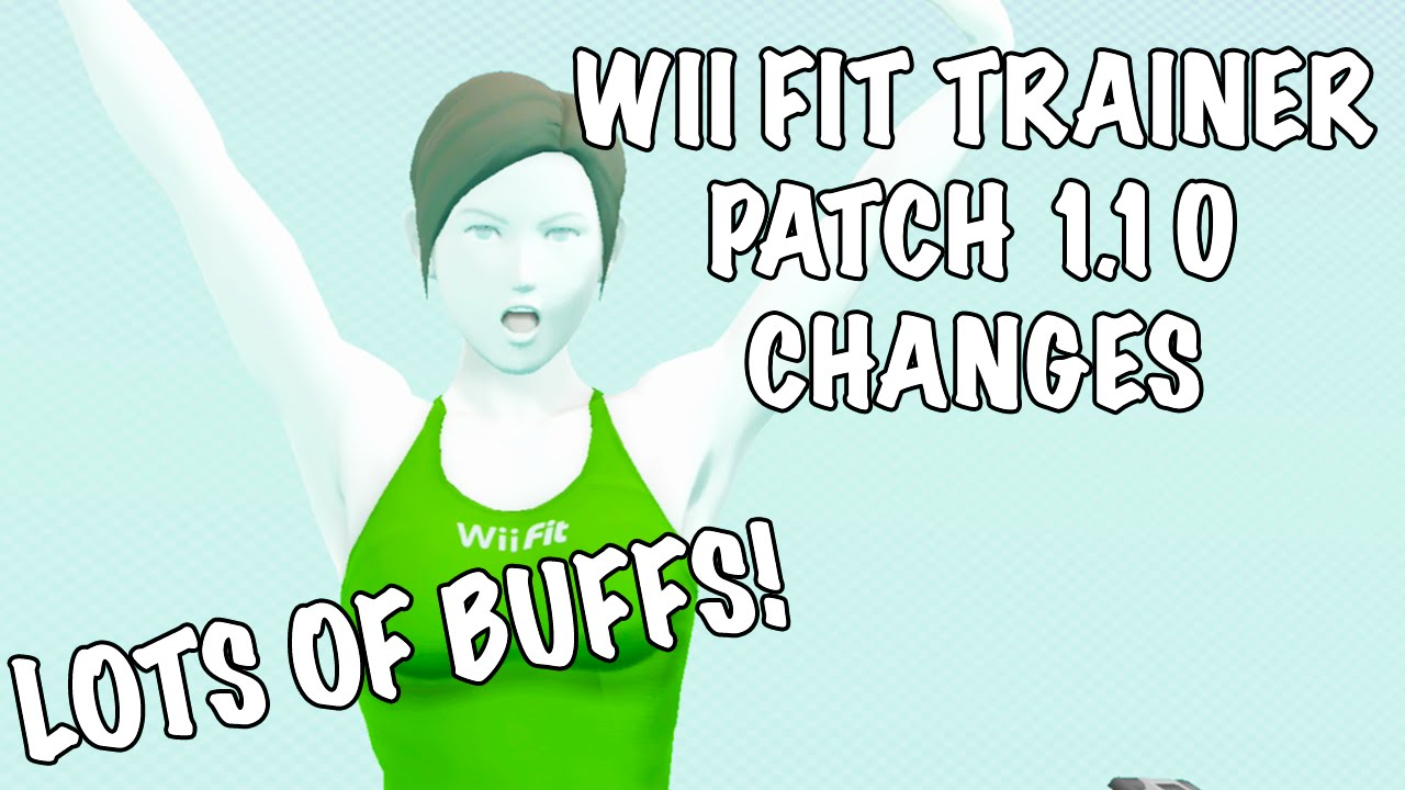 1. 0. 6 wii fit patch notes and predictions   smashboards.
