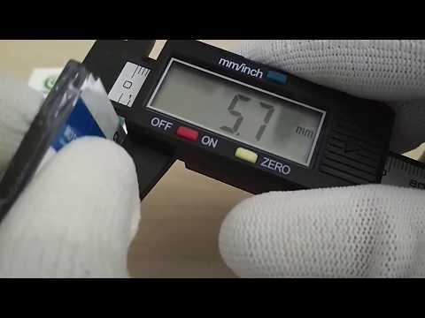 Аккумулятор BK60 для Motorola SLVR L9, L7i, L7e, L72, EX115, EX112, A1600, E8, EM30 - 900 mAh