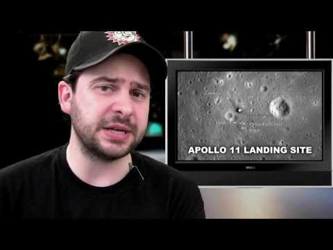 Video - Five Stupid Things About Moon Landing Conspiracy