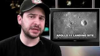 Five Stupid Things About Moon Landing Conspiracy Theories