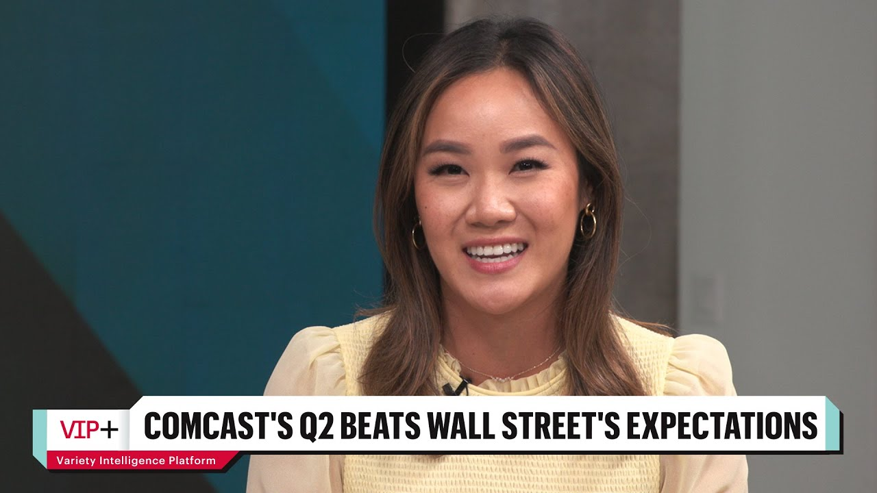 Comcast's Q2 Beats Wall Street's Expectations